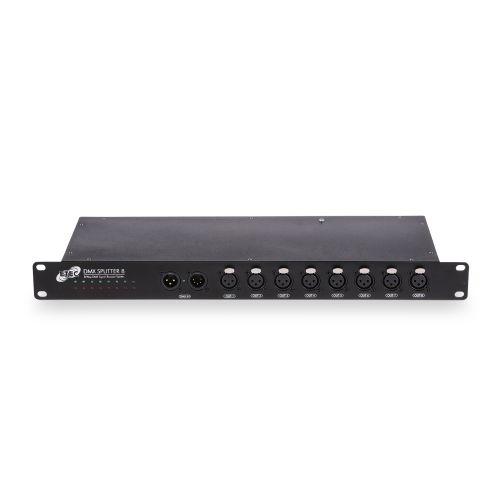 ETEC 8 Kanal DMX Splitter / Booster 19