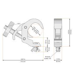 ETEC Trigger-Haken C150